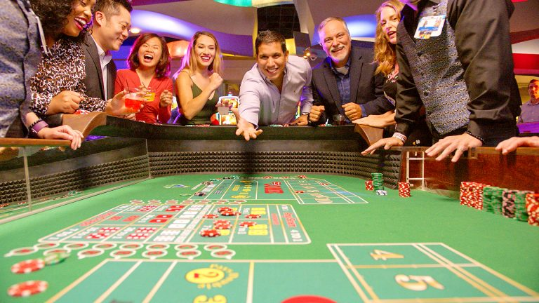 casino spel ger bra underhållning